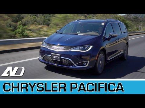 Chrysler Pacifica - Primer vistazo en AutoDinámico