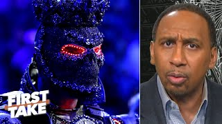 Download Stephen A. reacts to Deontay Wilder blaming his costume for loss to Tyson Fury | First Take Mp3 and Videos