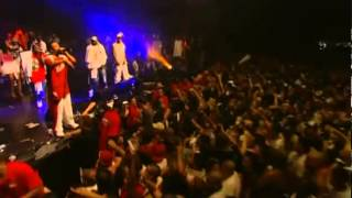 Wu Tang Clan   Reunited (live)