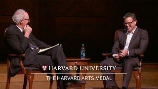 The Harvard Arts Medal thumbnail