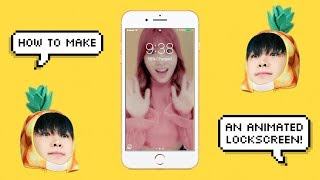 Video 『how to make an animated lockscreen』 download MP3, 3GP, MP4, WEBM, AVI, FLV Juli 2018