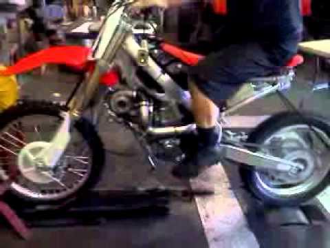 Turbo Dirtbike Youtube