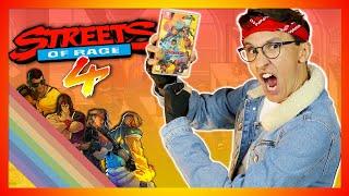 STREETS OF RAGE 4, le délicieux hommage aux beat'em all de Sega (test) / mini #18