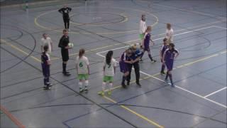 FC Girls Cup 2017 FINALE : VfL Wolfsburg vs. SGS Essen