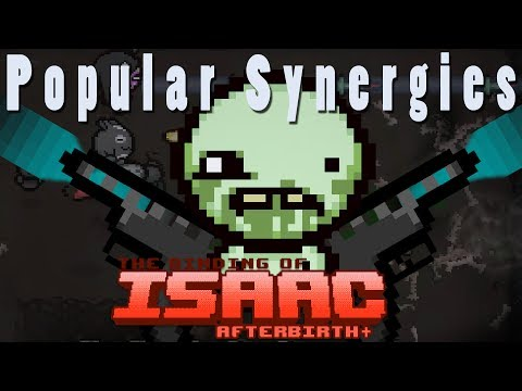 The Binding of Isaac Afterbirth Plus | Rocketman! | Popular Synergies!