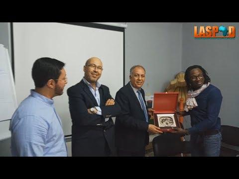 VISITE DE L'UNIVERSITÉ DE LA MANOUBA DE TUNISIE