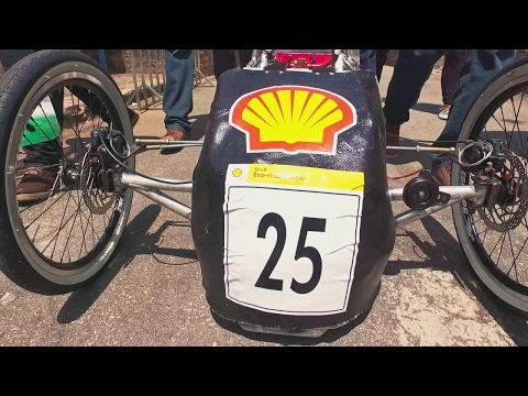Shell Eco-marathon Brasil 2016