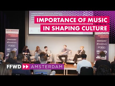 """""""The Importance of Music in Shaping Culture"""" 