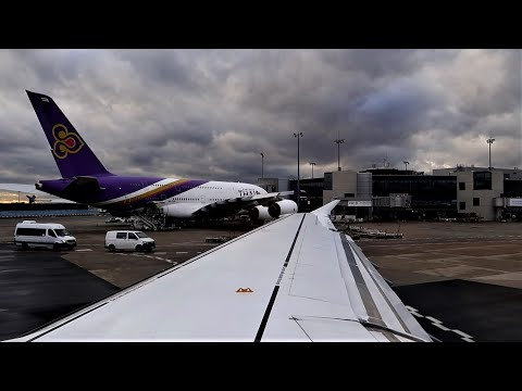 A321-100 Lufthansa Франкфурт - Пулково