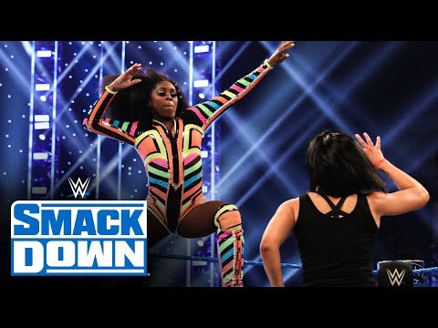 Naomi returns to SmackDown and puts Bayley on notice: SmackDown, Jan. 31, 2020