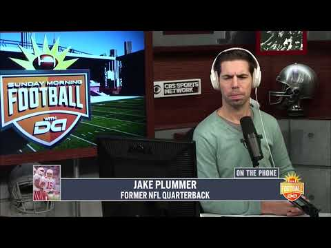 Jake Plummer tells Sun Devils fans to support Herm Edwards I D.A. on CBS