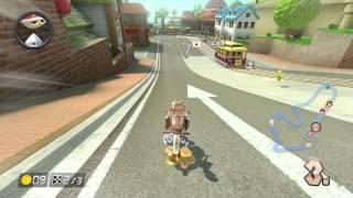 Mario Kart 8 Glitch? Bug?
