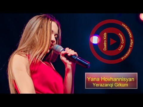 Yana Hovhannisyan - Yerazanqi Grkum