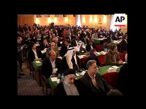 Iranian FM at conference warns of spread of extremism in region