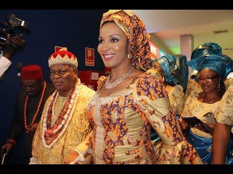 Bianca Ojukwu inaugurates Anambra State Association Málaga