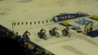 XIIR Motorcycle Ice Racing Everett WA 2009