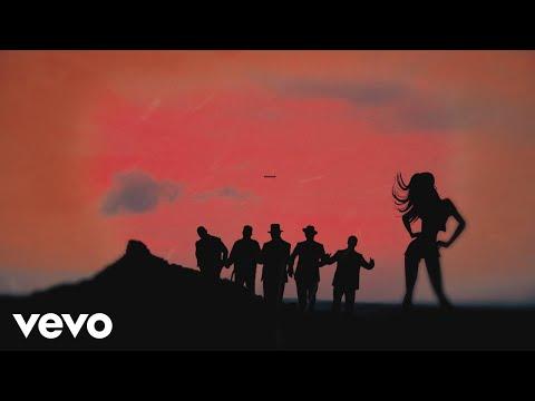 The Temptations - Waitin' On You (Lyric Video)