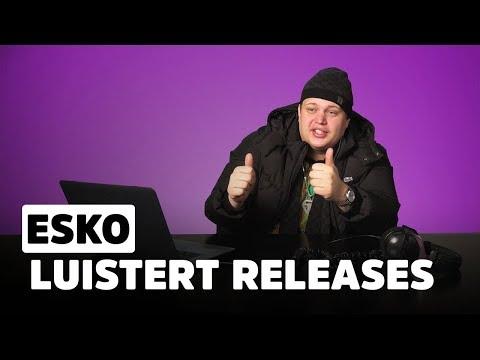 Esko: 'Dua Lipa, ik haat je een beetje' | Release Reacties