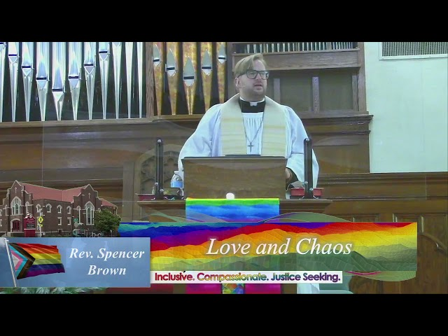Love and Chaos - Rev Spencer Brown