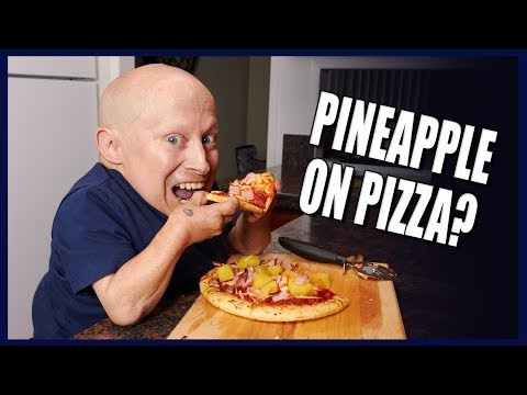 Thumbnail: PINEAPPLE ON PIZZA? BEST HOMEMADE HAWAIIAN PIZZA | Cooking with Verne
