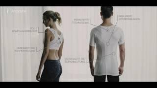 Anodyne-shop.ch - Haltungskorrigierende Kleidung (Deutsch)