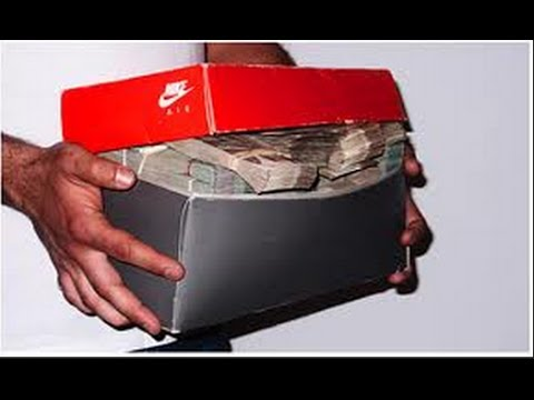 resell sneaker