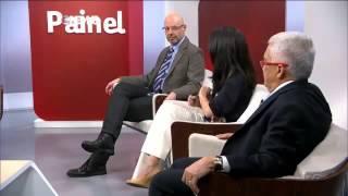 A crise econômica do Brasil e repercussão no exterior 2015 - GloboNews Painel