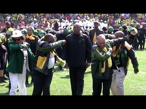 The final 'dab' - ANC members reminded of Mandela's sentiments about DA