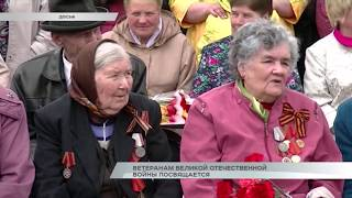 Ветеранам Великой Отечественной войны посвящается