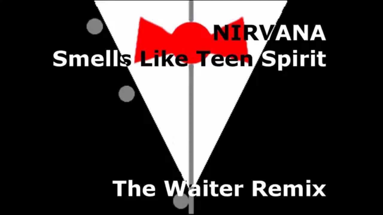 Nirvana - Smells Like Teen Spirit Electro Remix Girls
