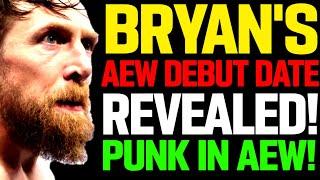 WWE News! Daniel Bryan AEW DEBUT Plans! CM Punk Is All Elite? Samoa Joe WWE In Ring Return! AEW News