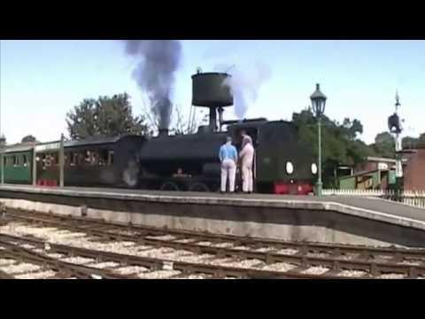 Isle of Wight Steam Railway 2005