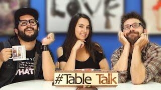 Carnies Vs. Circus Performers on #TableTalk!