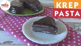 Krep Pasta Tarifi - Pasta Tarifi - Nefis Yemek Tarifleri