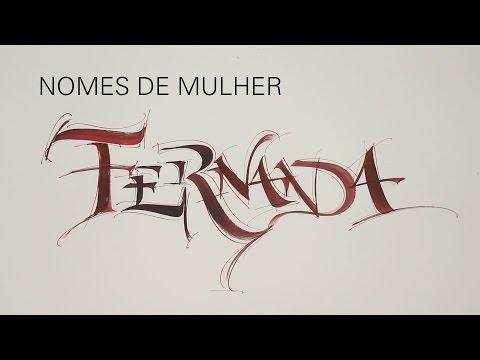 Nomes de Mulher - Fernanda