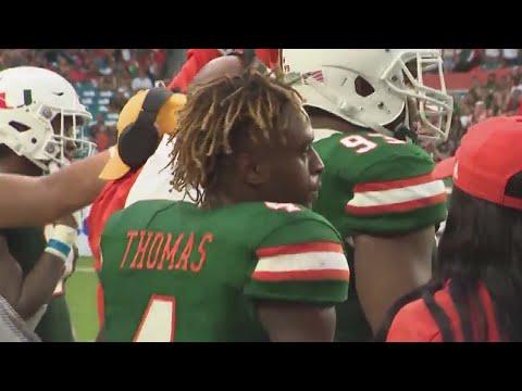Jeff Thomas transfers from Miami to Illinois