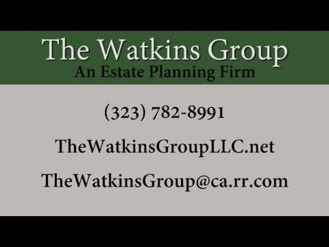 The Watkins Group, Charitable Planned Giving