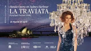La Traviata on Sydney Harbour 2021 | Tickets on sale now