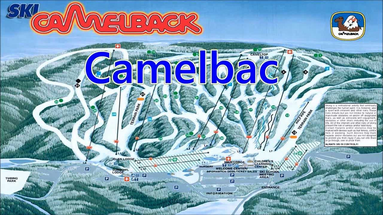 discount season ski and board passes from camelback mountain