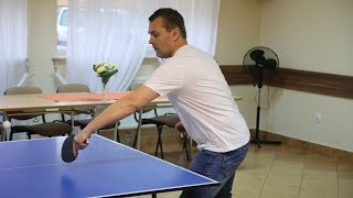 Turniej tenisa stołowego w Czarnowcu