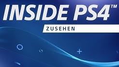 Zusehen - PS4 Features