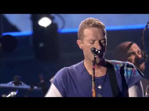 """Birds"" - Coldplay Live! (HD) Rose Bowl 2016"