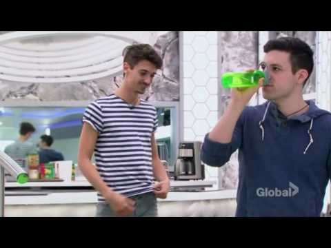 Day 54 - 05/03 S05E22 - BBCAN5 Episode, Nominations and drunk hot tubbing