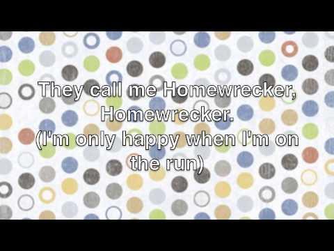 Homewrecker marina and the diamonds lyrics