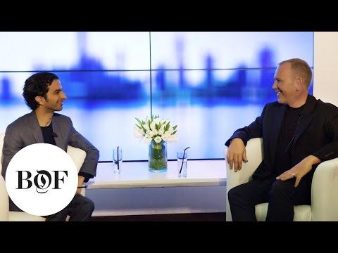 Michael Kors in Conversation  BoFLive