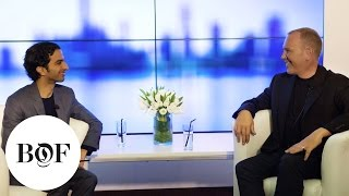 Michael Kors in Conversation | #BoFLive