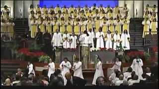 """Wonderful Is Your Name"" FBCG Combined Mass Choir"