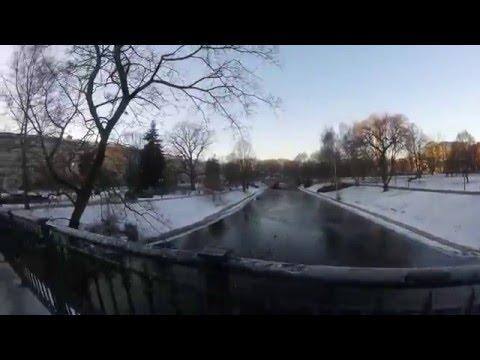Riga, Latvia- December 2015