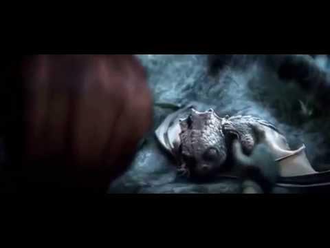 3D Мультик про драконов Colin Levy