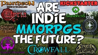Are Indie MMORPGs The Future?